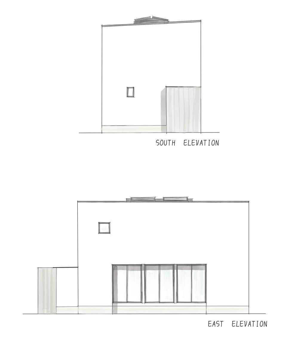 Do-Ma日進モデルハウス間取り図デザイン